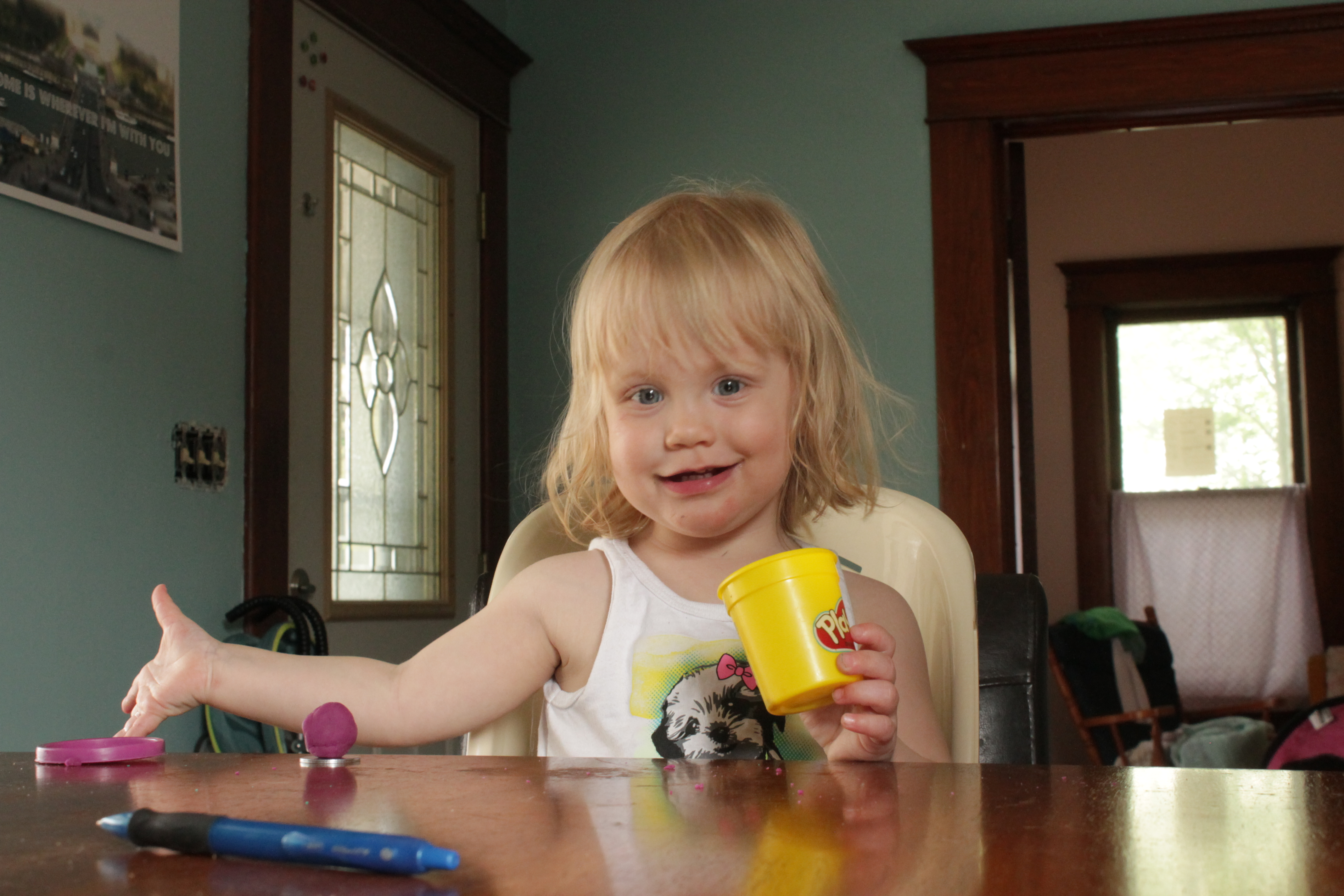 Play-Doh Activities for Toddlers | marleah